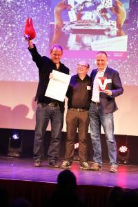 """""""Jung, hochwertig und unterhaltsam"""" – """"VDWF im Dialog"""" gewinnt den mediaV-Award 2019 als """"Beste Verbandszeitschrift"""""""