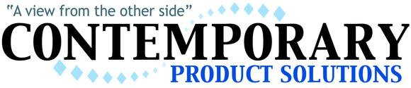 Contemporary Product Solution Logo