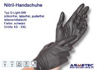 Nitril-Handschuh Typ S-Light