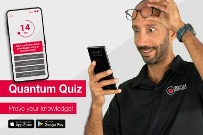 TOPTICA launches Quantum Quiz App