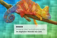 """Fokusthema """"WTT im digitalen Wandel der Zeit"""""""