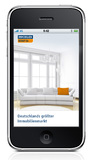 ImmobilienScout24 startet mobile Immobiliensuche mit eigener iPhone-Applikation