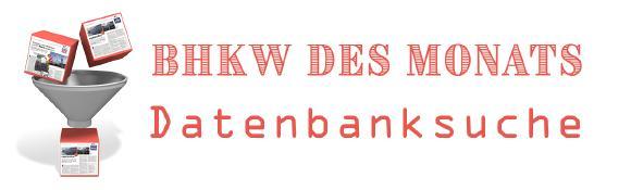 Das BHKW-Infozentrum bietet seit 1999 kostenlos Informationen über Blockheizkraftwerke. In der Rubrik zum BHKW des Monats werden BHKW-Projekte vorgestellt, die monatlich von einer Redaktion gekürt werden.
