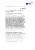 """[PDF] Presemitteilung: Lernen mit ArcGIS erhält Deutschen Bildungs-medienpreis """"digita"""""""