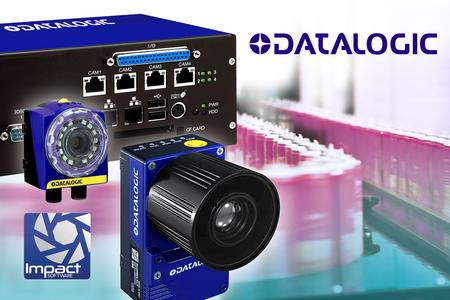 """Fig. 4: A multi-camera-system from Datalogic will be presented within the campaign """"Vision4Automation"""""""