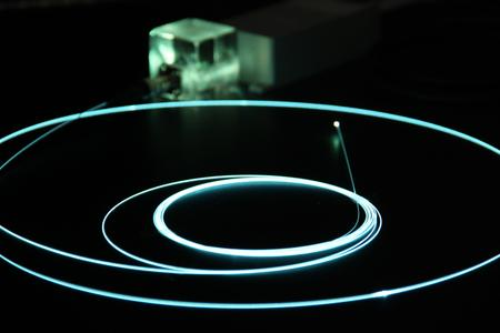 A multi-wavelength micro lensed laser source and a light diffusing fiber are demonstrated during LASER World of PHOTONICS to discuss the use of special illumination solutions.