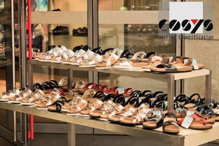 COSYS Inventursoftware für den Leder und Schuhhandel