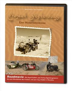 75 Minuten Roadmovie, fesselnd, mit viel Wortwitz, tollen Bildern und nachdenklichen Kommentaren - die DVD zur Reise.