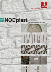 The new NOEplast catalog can be ordered for free at NOE-Schaltechnik