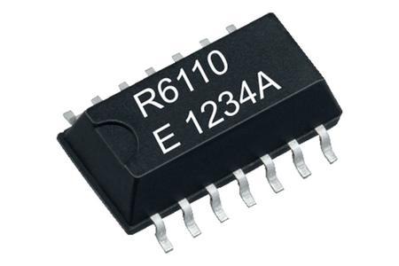 RX6110SA real-time clock module