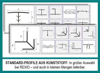 Rexio Setzt Neuen Standard Uber 1 000 Kunststoffprofile Sofort Ab