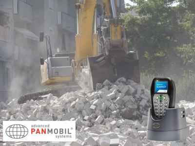PANMOBIL RFID-Geräte-Identifikation