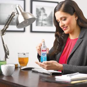 Handhygiene im Büro