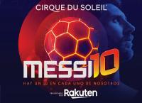 Messi10 by Cirque du Soleil x Rakuten