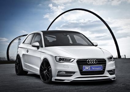 Audi A3 AV Tuning & Styling from JMS