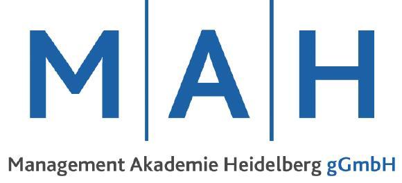 Logo der Management Akademie Heidelberg gGmbH