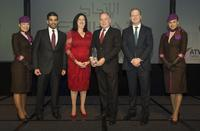 Etihad Airways erhält World's Airline of the Year Auszeichnung von Air Transport World