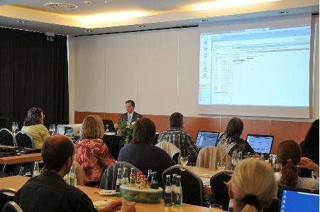 Praxisorientierte Workshops