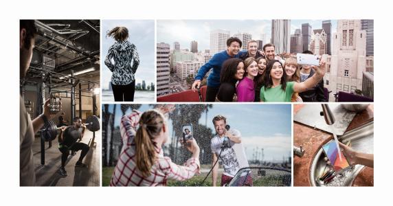 Bild LG G6 Lifestyle