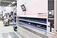 High-speed order picking of cosmetics with Kardex Remstar