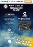 NovaStar.shop Promo - Jetzt FREE SHIPPING Code PP5620 nutzen & versandkostenfrei einkaufen!