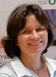 Ingrid Brányik: Gesellschafterin und Vorsitzende der Geschäftsführung der Logistics Advisory Experts GmbH.
