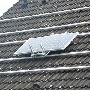 Böcker solar module fitting platform SMV 150