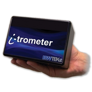 "Backthinned CCD-Spectrometer ""i-trometer"""