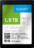 3D-NAND-SATA-6-Gb/s-SSD X-75 von Swissbit für anspruchsvolle Industrieanwendungen (Bildquelle: Swissbit)