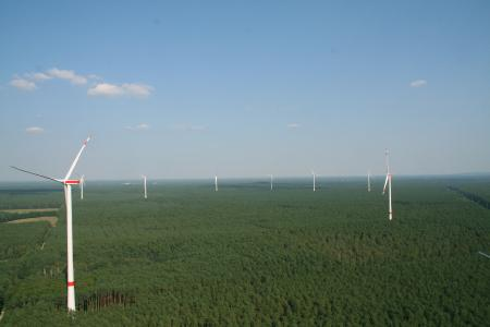 Windparks Uckley