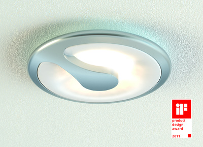Paulmann Downlight Side has received the iF product design award
