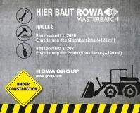 ROWA Masterbatch, Anlagenmodernisierung