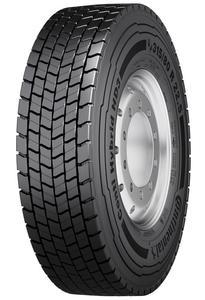 Der laufleistungsstarken Lkw-Reifen Conti Hybrid HD3 315/80 R 22.5 kann auch an der Antriebsachse von Tankfahrzeugen eingesetzt werden