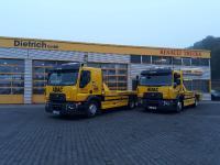 : Auch der Renault Trucks D eignet sich für den Abschleppeinsatz