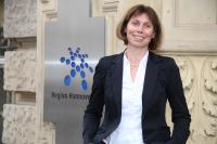 Sylvia Thiel neue Beauftragte für Menschen mit Behinderungen /  Foto: Region Hannover / Christian Draheim