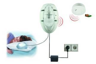 Neues Rauchwarnsystem für Hörgeschädigte