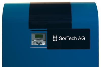 SorTech Kältemaschine (ACS, Frontansicht)