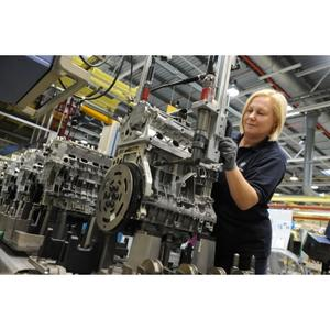 Two millionth engine to be built at BMW Hams Hall