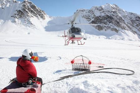 The AS350 B3 Helicopter Proves Its High-Altitude Performance with Rescue on Mt. McKinley