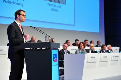 SMA Hauptversammlung 2013