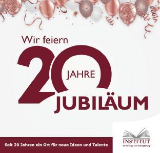 20 Jahre Institut für Vorsorge und Finanzplanung