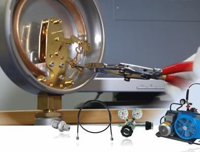 WIKA calibration accessories