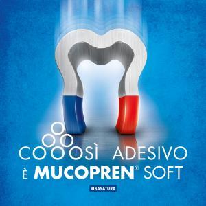 Mucopren® Soft – cooosì adesivo