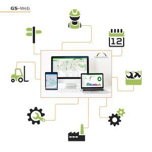 Schneller geht es nicht: GS-Web punktet mit umfangreicher Kartenintegration, Tourenmanagement mit Arbeitspaketen, Auftrags-Dashboard sowie Auftrags- und Maßnahmenmanagement (Aufgaben, Tätigkeiten, Ereignisse).