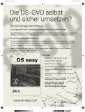 DS easy Anzeige zur Version 1.3 2020