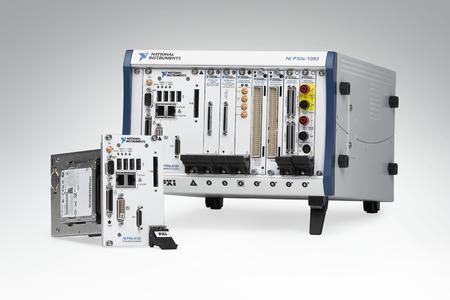 National Instruments führt PXI-Express-Controller mit Quad-Core-Prozessor Intel® Core(TM) i7 ein