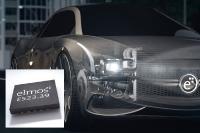 Elmos: SPI-Schrittmotor-Treiber für höchste Ansprüche bei Laufruhe und EMV-Emission