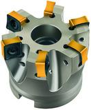 Neue Xtratec-Planfräser F4047/F4048 für große Schnitttiefen und labile Werkstücke