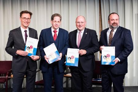 Standards zum Wirtschaftsgrundschutz veröffentlicht (Foto: Detlev Schilke / ASW)