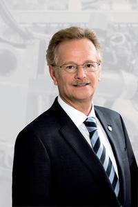 Siegbert Lapp, Vorstand der Lapp Holding AG: Nach seinem Unternehmen soll eine Haltestelle der U12 benannt werden